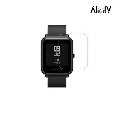محافظ صفحه نمایش مناسب برای ساعت هوشمند Amazfit Bip | فروشگاه علی سیتی