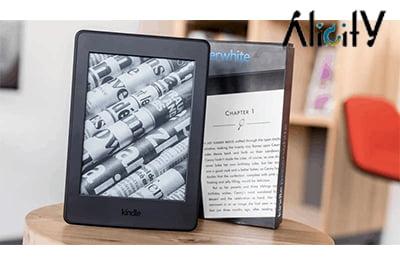 خرید کتابخوان مدل Kindle Paperwhite