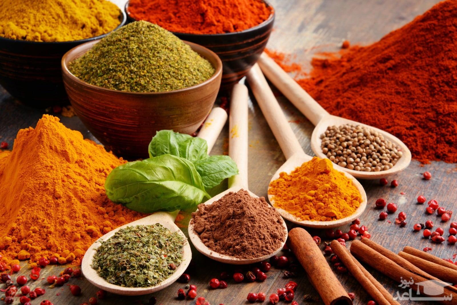 محصولات معروف ایران